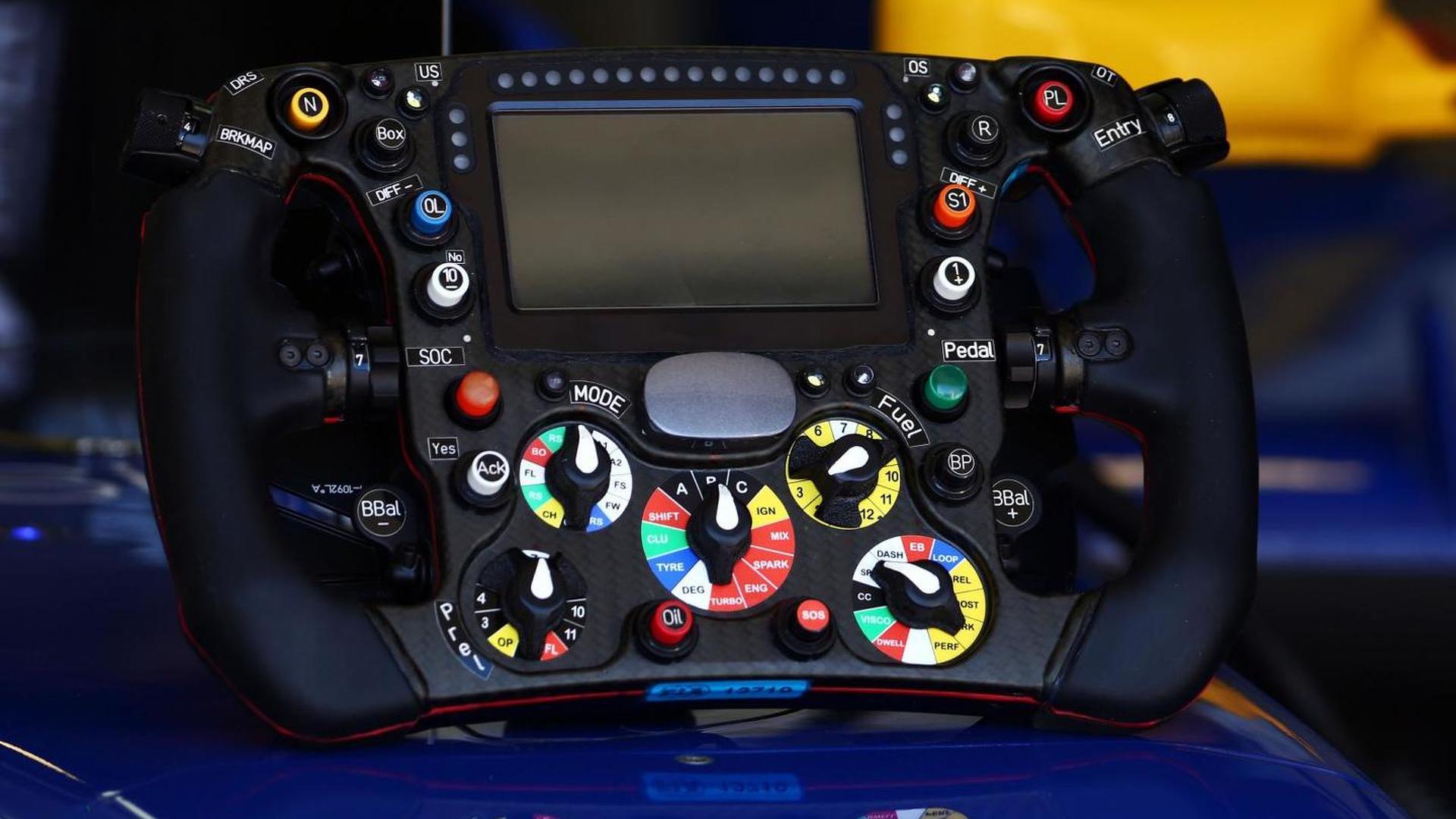 F1 keeps same 'radio clampdown' rules for 2015