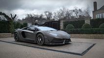 Lamborghini Aventador Superveloce J.S. 1 Edition unveiled with 818 hp