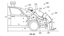 Stick to a car after getting hit with Google's new patent