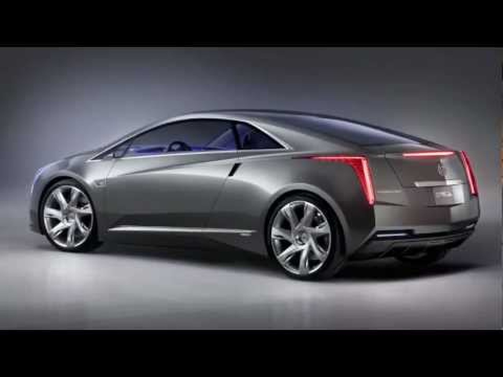 New Cadillac ELR Extended-Range Electric Car