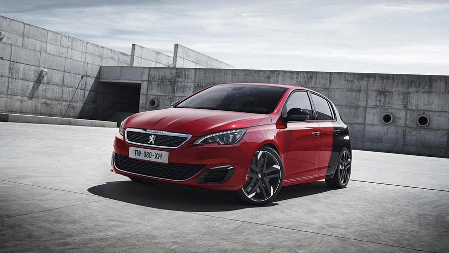 Peugeot 308 GTi goes official with up to 270 PS and limited-slip differential
