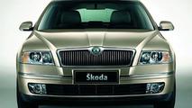 Skoda Octavia for China