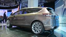 Ford S-MAX Concept live at 2013 Frankfurt Motor Show 11.09.2013