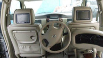 Nissan Patrol gets central backseat driving position for no logical reason whatsoever [video]