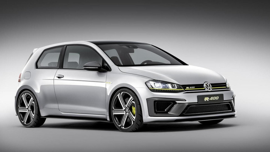 VW Golf R with 400 hp could debut in May or June