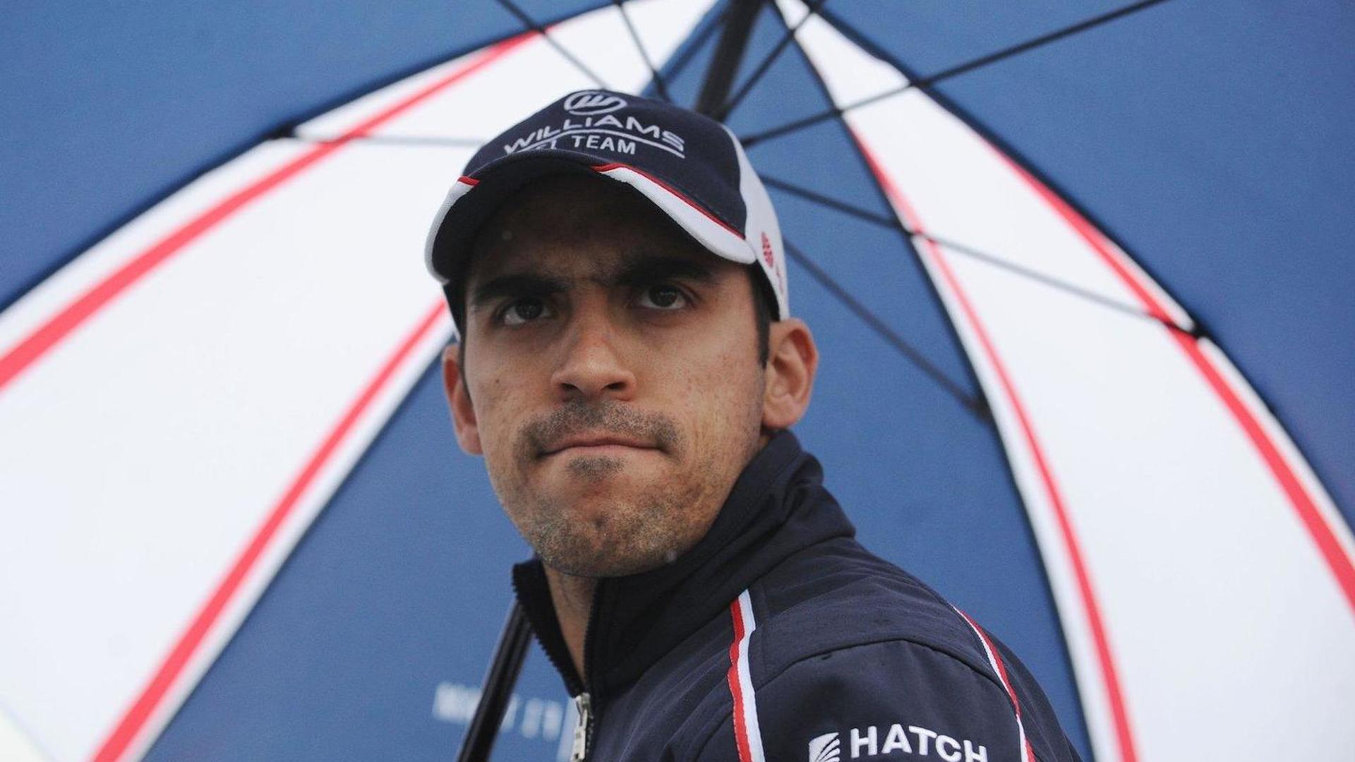 'Any change' good for struggling Williams - Maldonado