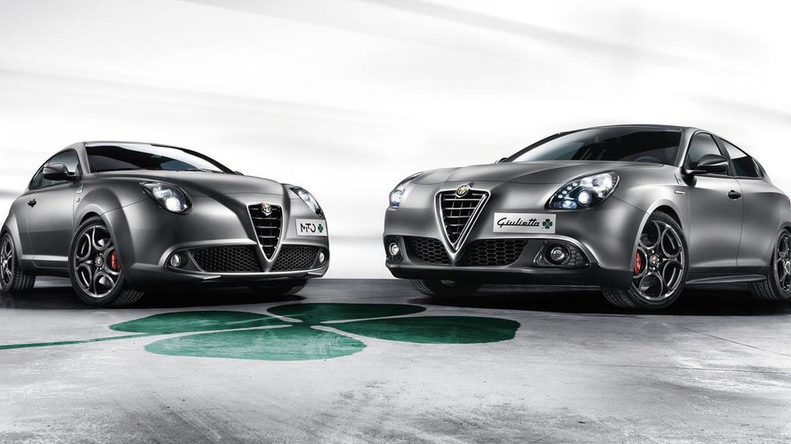 Alfa Romeo Giulietta QV and Mito QV to use Veloce suffix; QV reserved for true sporty versions