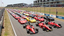 140 Ferraris invade Hampton Down MotorSport Park for New Zealand Festival of Motor Racing