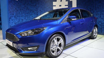 Ford Focus facelift at Geneva Motor Show