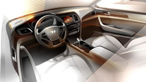 2015 Hyundai Sonata teased, debuts later this month
