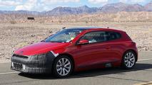 Volkswagen Scirocco R dropped, facelifted Scirocco to debut in Geneva
