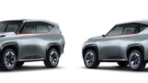 Mitsubishi shows the future with an old concept in Chicago