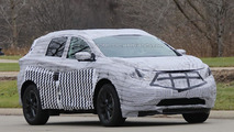 2015 Nissan Murano spy photo