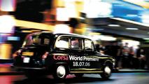 New Opel Corsa World Premiere in London