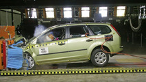 Ford Advanced Crash Test Dummies