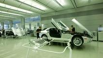 Mercedes-Benz SLR McLaren Production