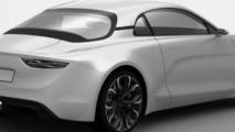 2016 Alpine patent design