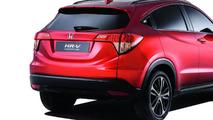 Honda HR-V prototype (Euro-spec)