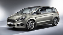 2015 Ford S-MAX