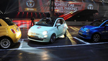 Fiat 500 sets new Guinness World Record for the Tightest Parallel Parking job [video]