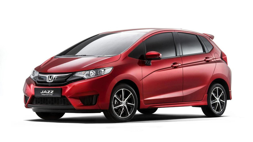 Honda Jazz prototype revealed for Paris