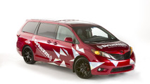 Toyota Sienna Remix for SEMA