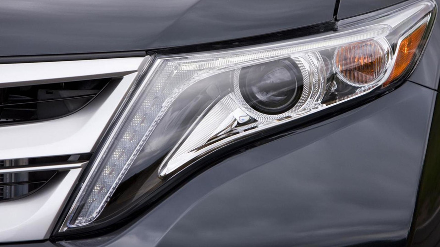 2013 Toyota Venza teased ahead of New York debut
