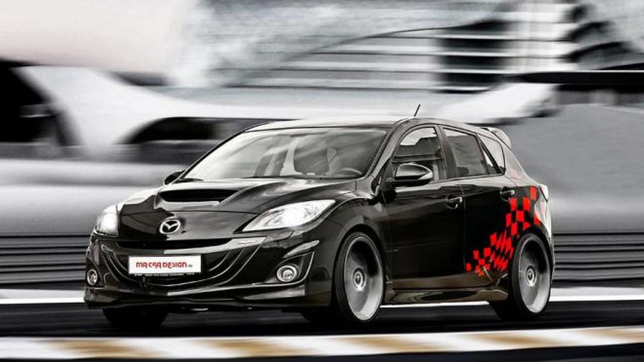 Mazda3 MPS by MR Car Design