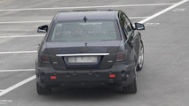 2013/2014 Mercedes E-Class facelift prototype spy photo