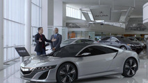 Acura Super Bowl extended scenes with Jerry Seinfeld released [videos]