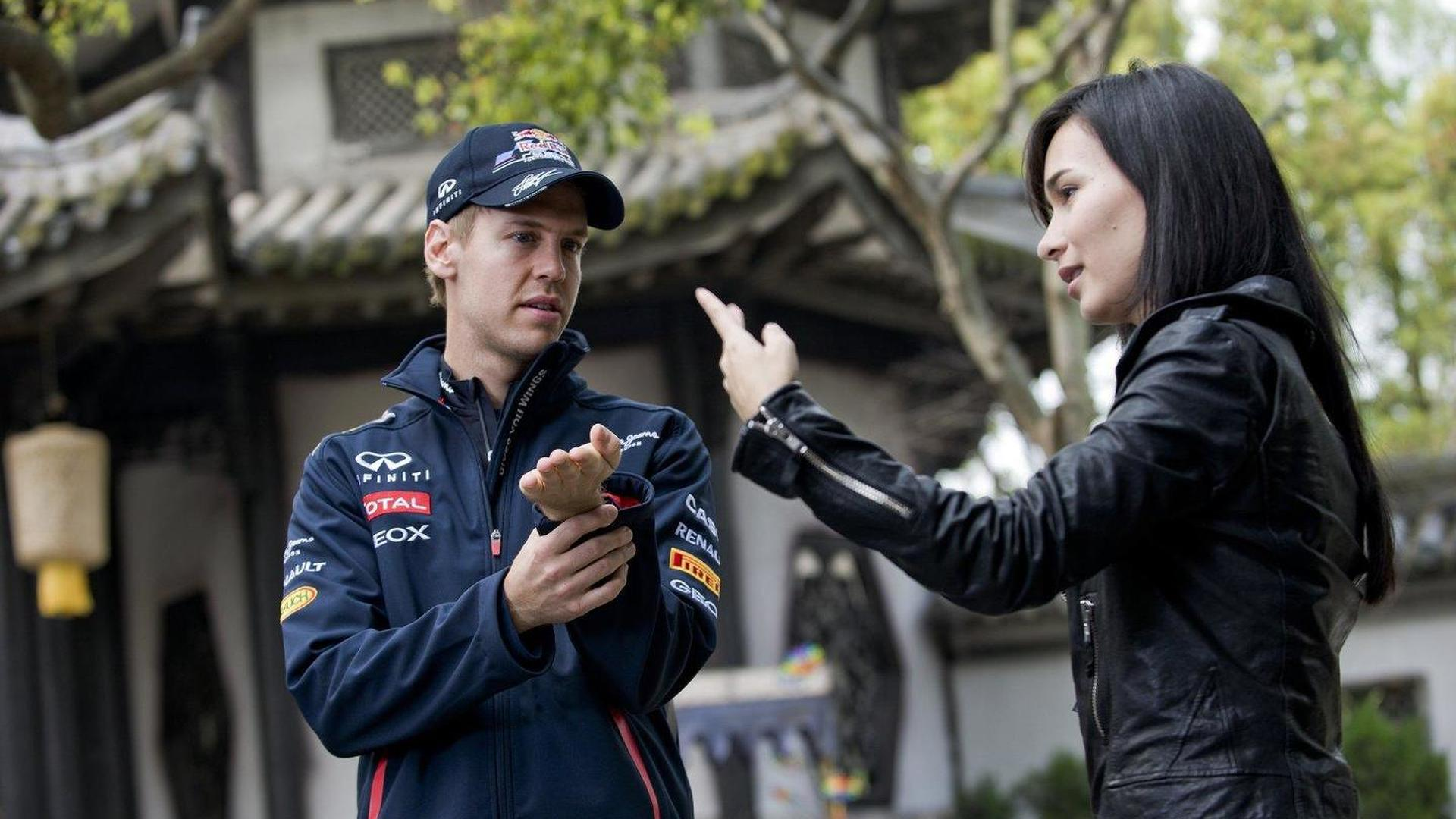 Vettel's Kung Fu short film released [video]