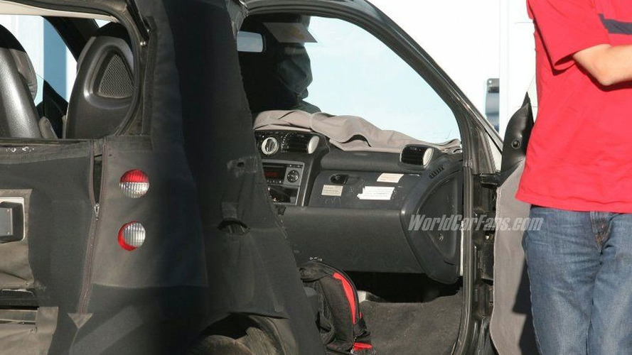 SPY PHOTOS: More smart fortwo