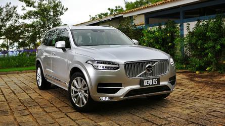 Volvo faz parceria com Santos FC envolvendo XC90 e XC60