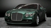 Leaked: Bentley Zagato GTZ Ahead of Geneva Debut