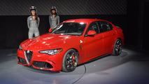 US-spec Alfa Romeo Giulia revealed with 276-hp version (73 pics)