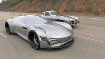 Mercedes-Benz SL|PURE design concept