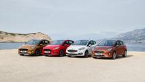 2017 Ford Fiesta Full Line