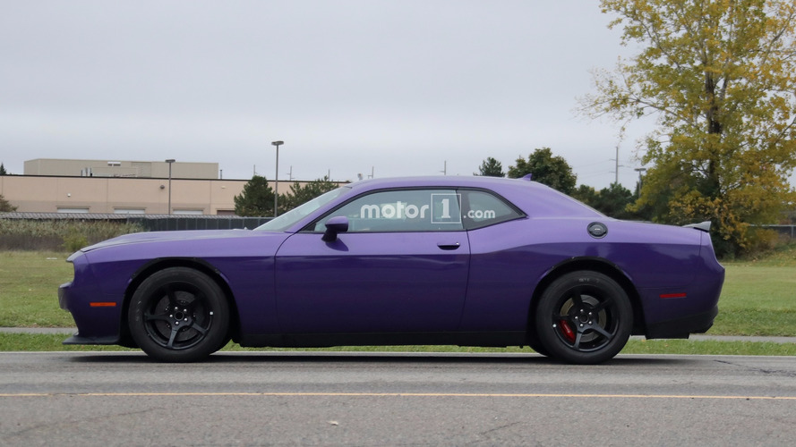 Next-Gen Dodge Challenger ADR Could Burn Over 707hp