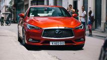 Infiniti Q60 becomes first U.S. car registered in Cuba in 58 years