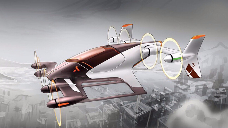 This is how Airbus wants us to get around the cities of the future