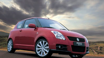 Suzuki Swift Sport: In Detail