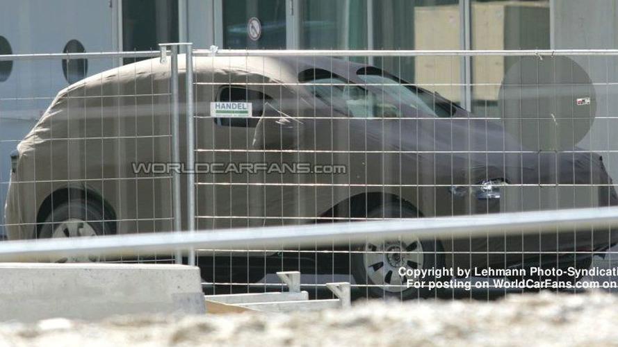 SPY PHOTOS: Audi Q5 Body Shape
