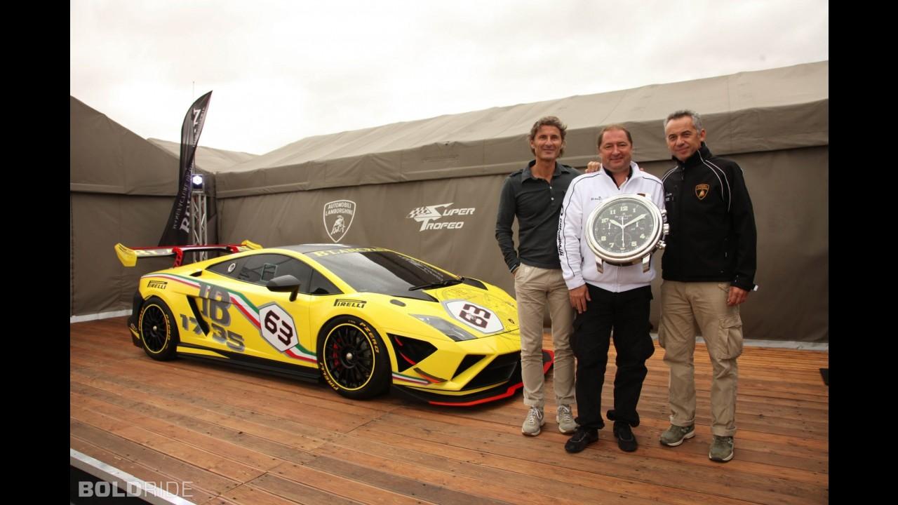 Lamborghini Gallardo LP570-4 Super Trofeo
