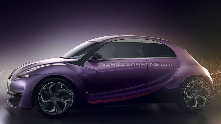 Citroen Revolte Concept Breaks Cover