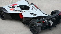 RS Academy offers track drives with the BAC Mono lightweight supercar
