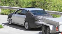 2011 VW Passat Facelift testing