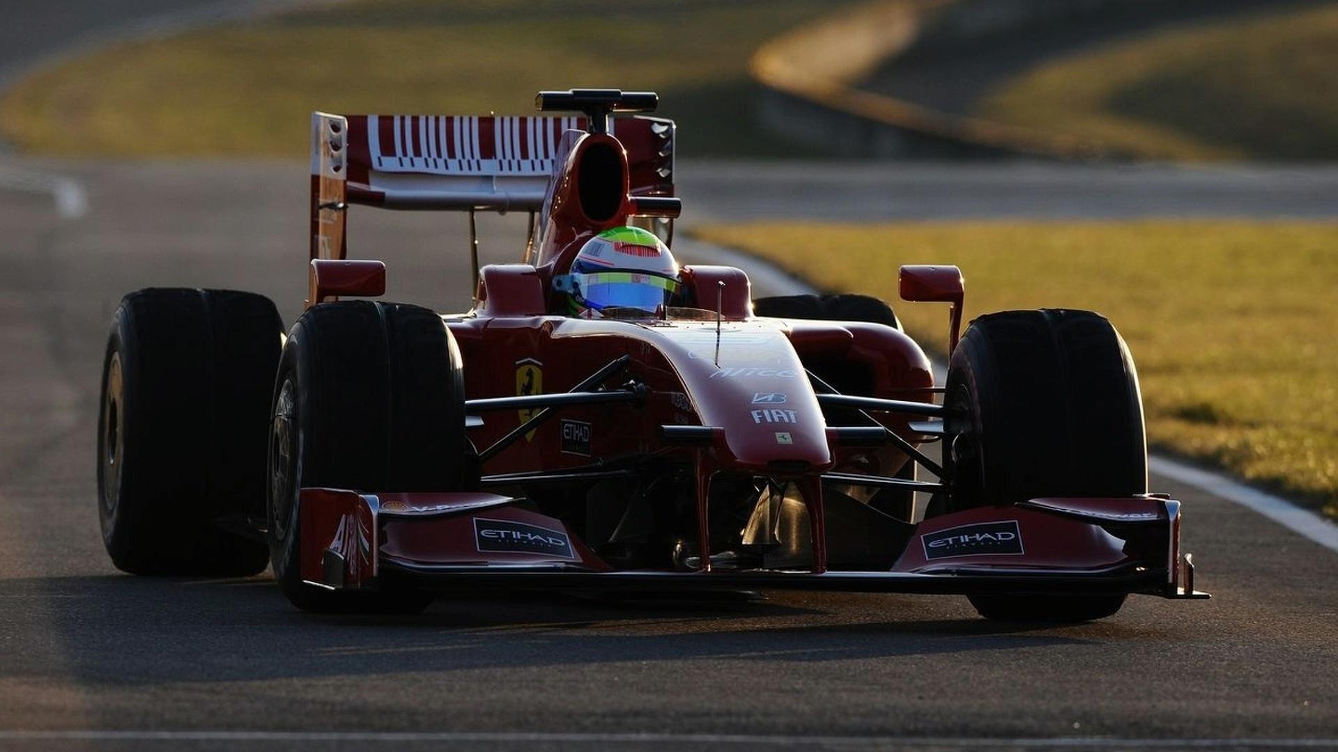Schumacher Eyeing F60 Test