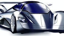 Student venture RORMaxx explores wind powered EV sportscar