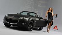 Mazda MX-5 Black & Matte Special Edition 19.03.2010