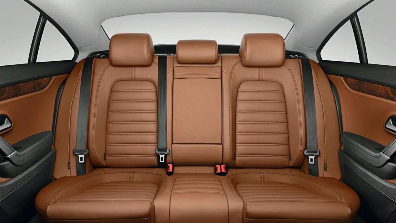 VW Passat CC 5-seater - 22.01.2010